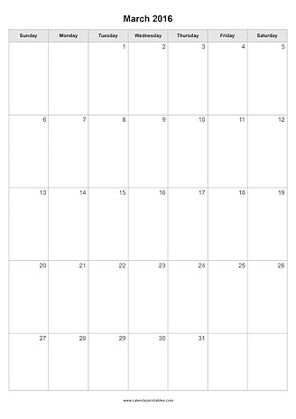 image about Printable Calendar Monthly identify Calendar Printables -